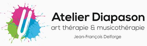Atelier Diapason – Art thérapie & musicothérapie – Jean-François Delforge